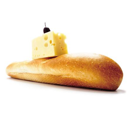 Pret's Caprese Baguette | Pret A Manger