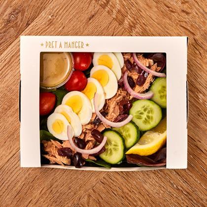 Tuna Nicoise Salad   Pret A Manger UK